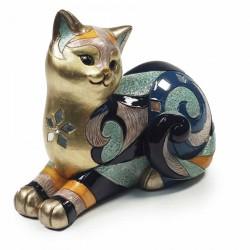 Figurine - Chaton Mignon A, H. 13 cm