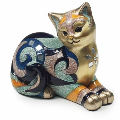 Figurine - Chaton Mignon B, H. 13 cm