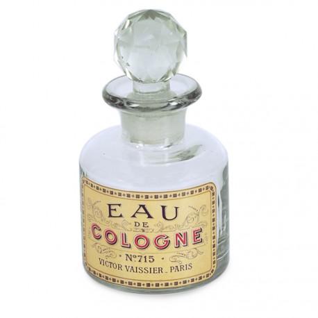 Flacon - Eau de Cologne, H. 13 cm