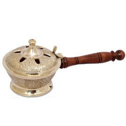 Brûle-Parfum - Rajasthan, L. 23 cm