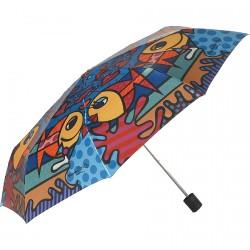Parapluie - Roméro Britto : Deeply in Love