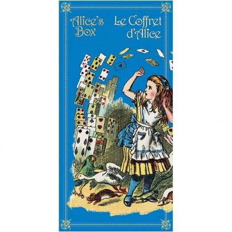 Livre - Le Coffret d'Alice (2 livres et 1 jeu de cartes)