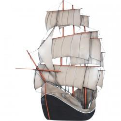 Décors Mural - Navire Eternel, H. 80 cm