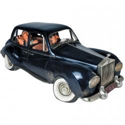 Figurine - La Rolls du Big Boss, L. 44 cm
