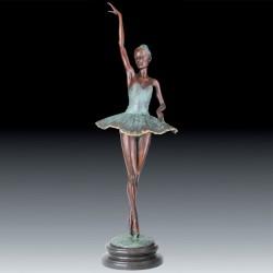 Sculpture Bronze - Les Pointes, H. 66 cm