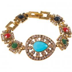 Bracelet - Tabriz doré, L. 18 cm