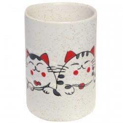 Gobelet - Kitty, H. 10 cm (Lot de 5)