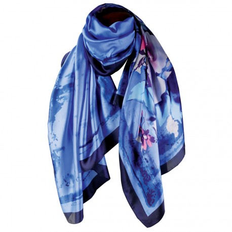 Etole - Delacroix : Roses bleue, L. 180 cm