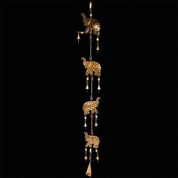 Suspension - Eléphant, H. 90 cm
