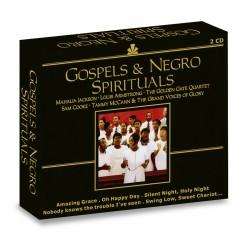 2 CD - Gospels & Negro Spirituals