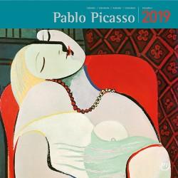 Calendrier 2019 - Picasso,L. 30 cm