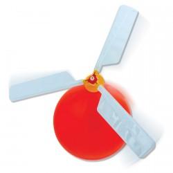 Jeu Educatif - Hélicoptère Ballon Siffleur, ø 27 cm