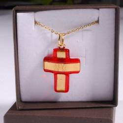 Pendentif - Egypte : Croix, H. 3,5 cm