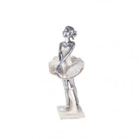 Sculpture - Ballerine en Tutu, H. 26 cm