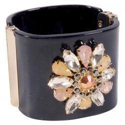 Bracelet Manchette - Rosace