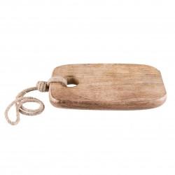 Ustensile de cuisine - Planche à Découper : Pain, L. 24 cm