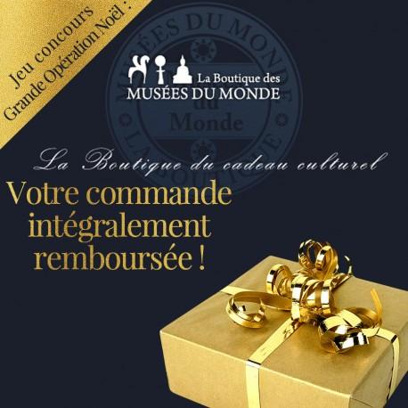 Participation Jeu Concours - Grande Opération Noël