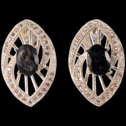 Boucles d'oreilles - Ceylan, H. 2 cm