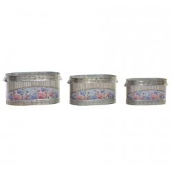 Support Pot de Fleurs - Hortensia, L. 32 cm