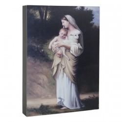 Peinture - Adolphe Bouguereau : L'Innocence, H. 25 cm