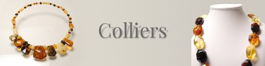 Colliers, Pendentifs