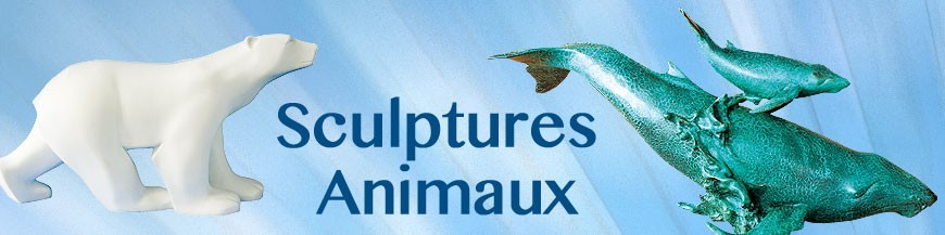 Sculpture Animaux