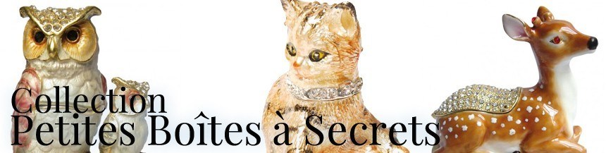 Petites Boîtes à Secrets