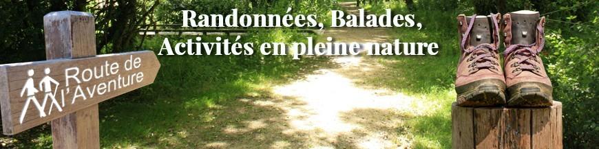 Randonnées, Balades & Activités en pleine nature