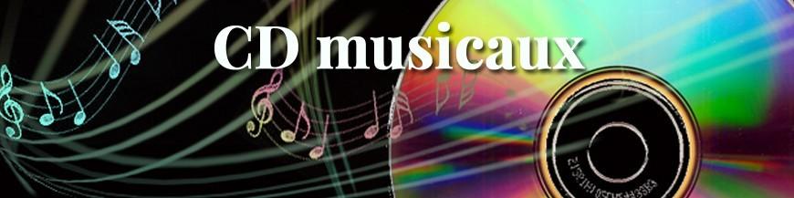 CD musicaux