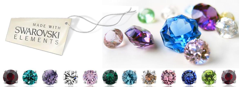 Bijoux Swarovski Elements