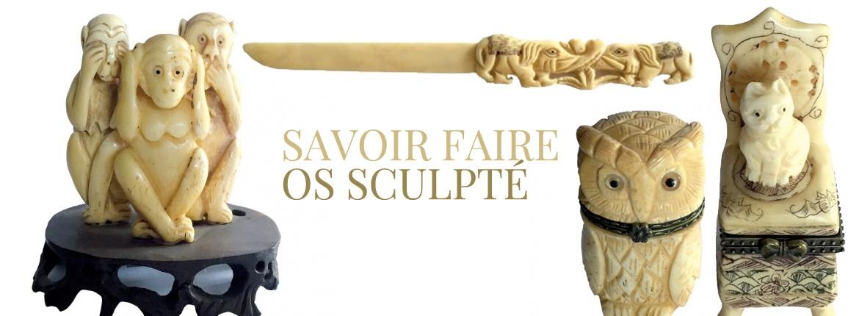 Savoir Faire - Os Sculpté