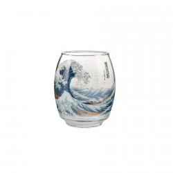 Photophore - Hokusai : La Vague