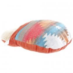 Chauffe-Pieds - Multicolore, L. 40 cm