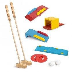 Jeu de Plein Air - Set de Golf
