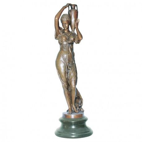 Femme à la Jarre 1 - Bronze