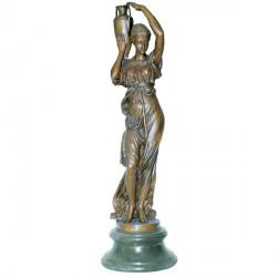 Femme à la Jarre 2 - Bronze