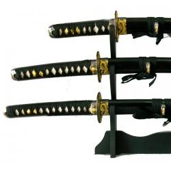 Arme de décoration - Katanas (Set de 3)