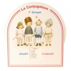 Tables Calcul et Conjugaison