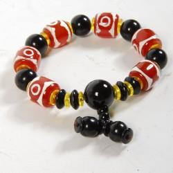 Bracelet ajustable - Agate