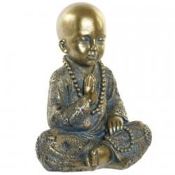 Sculpture - Bouddha : Mudra Vitarka, H. 21,8 cm