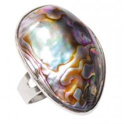 Bague Abalone