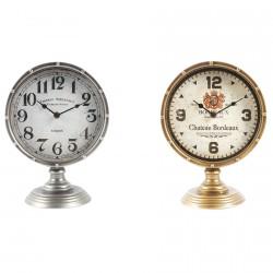 Horloge - Vintage à Poser doré