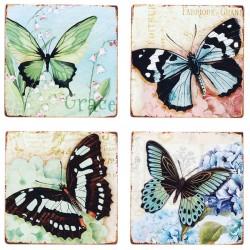 Planche à découper - Papillons - divers coloris au choix