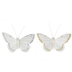 Clips Petit Papillon