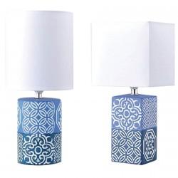 Lampe de Table Faïence - Carrée