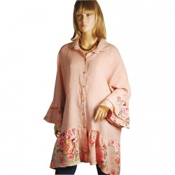 Robe fleurie - divers coloris