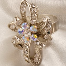 Bague ajustable - Brillantissime