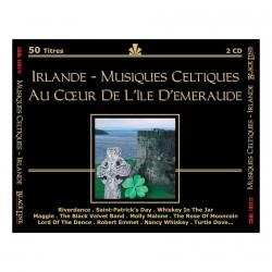2 CD - Irlande : Musique Celtiques