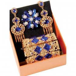 Parure - Persépolis bleu