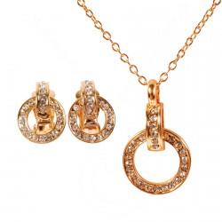 Parure Swarovski Elements - Hermès